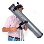 Telescópio Skylife  76mm Pegasus com Montagem Astronômica AZ2