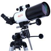 Telescópio Skylife 80mm Astronômico Draco 80EQ Refrator Alta Qualidade
