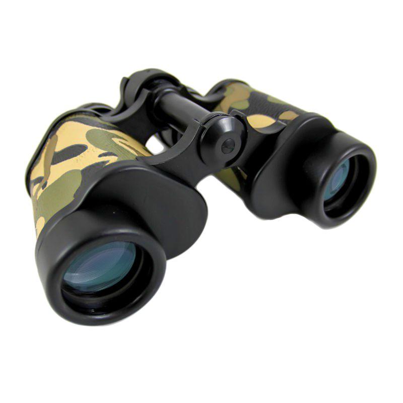 Binóculo 8x30 Militar camuflado alta definição JX