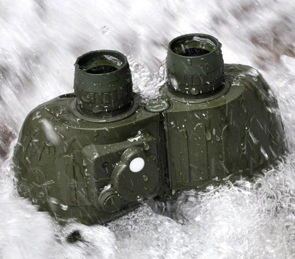Binóculo Lugan 7x50 M750C Military Extreme Telêmetro e Bússola