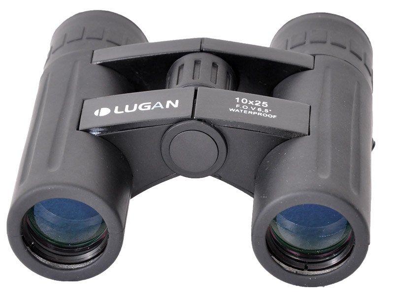 Binóculo Lugan Waterproof 10x25 F.O.V 6.6
