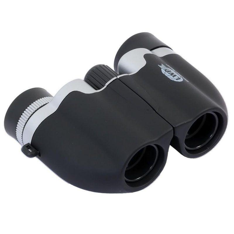 Binóculo LWP 82-1 Black 10x22 compacto F.O.V 7.5