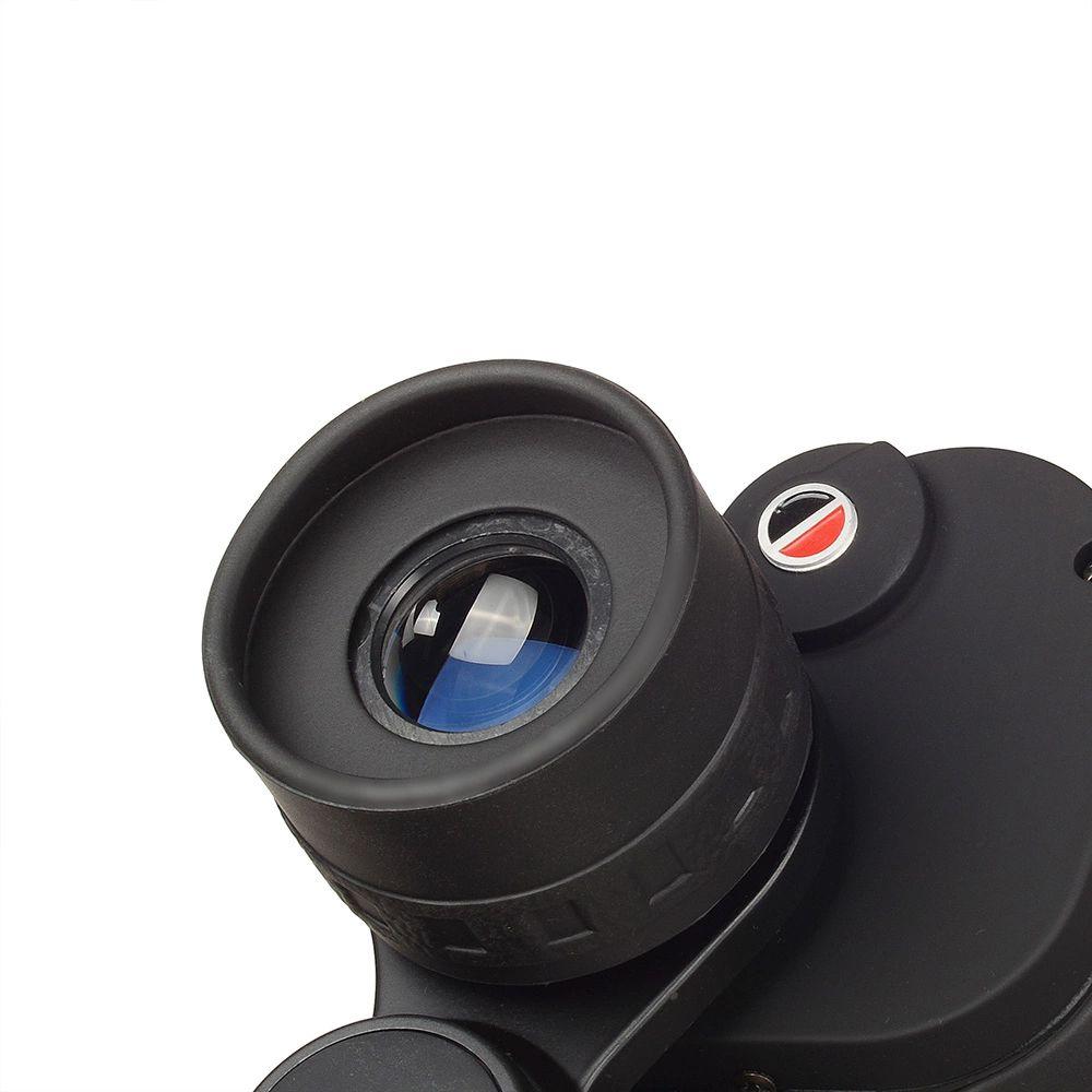 KIT Binóculo Skylife 10x50 RF-ATS Filtro Planetário + Tripé Versus + Adaptador Bino + Adaptador Celular
