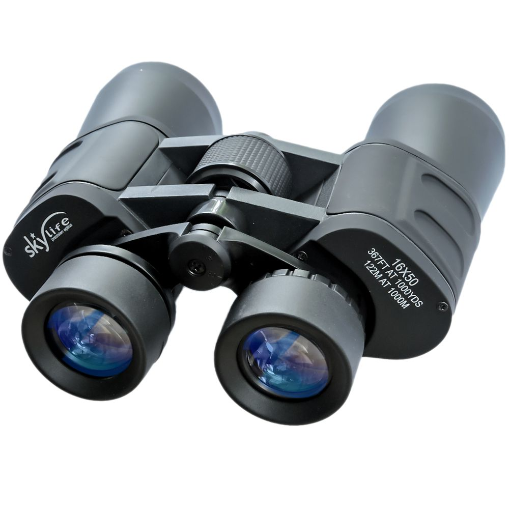 Binóculo Skylife 16x50 HD Spy Hunter Alta Definição