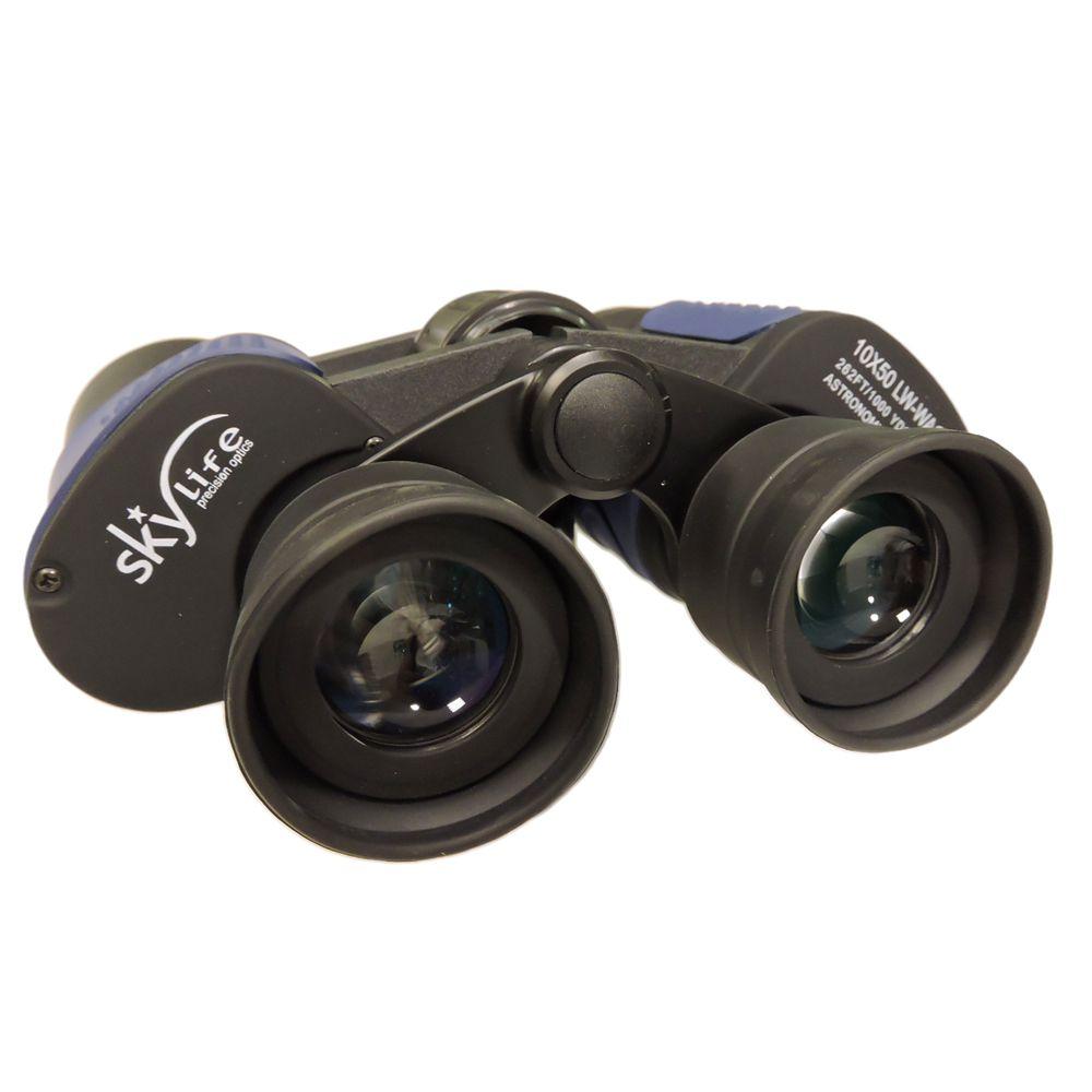 Binóculo Skylife Waterproof 10x50 LW-WACT