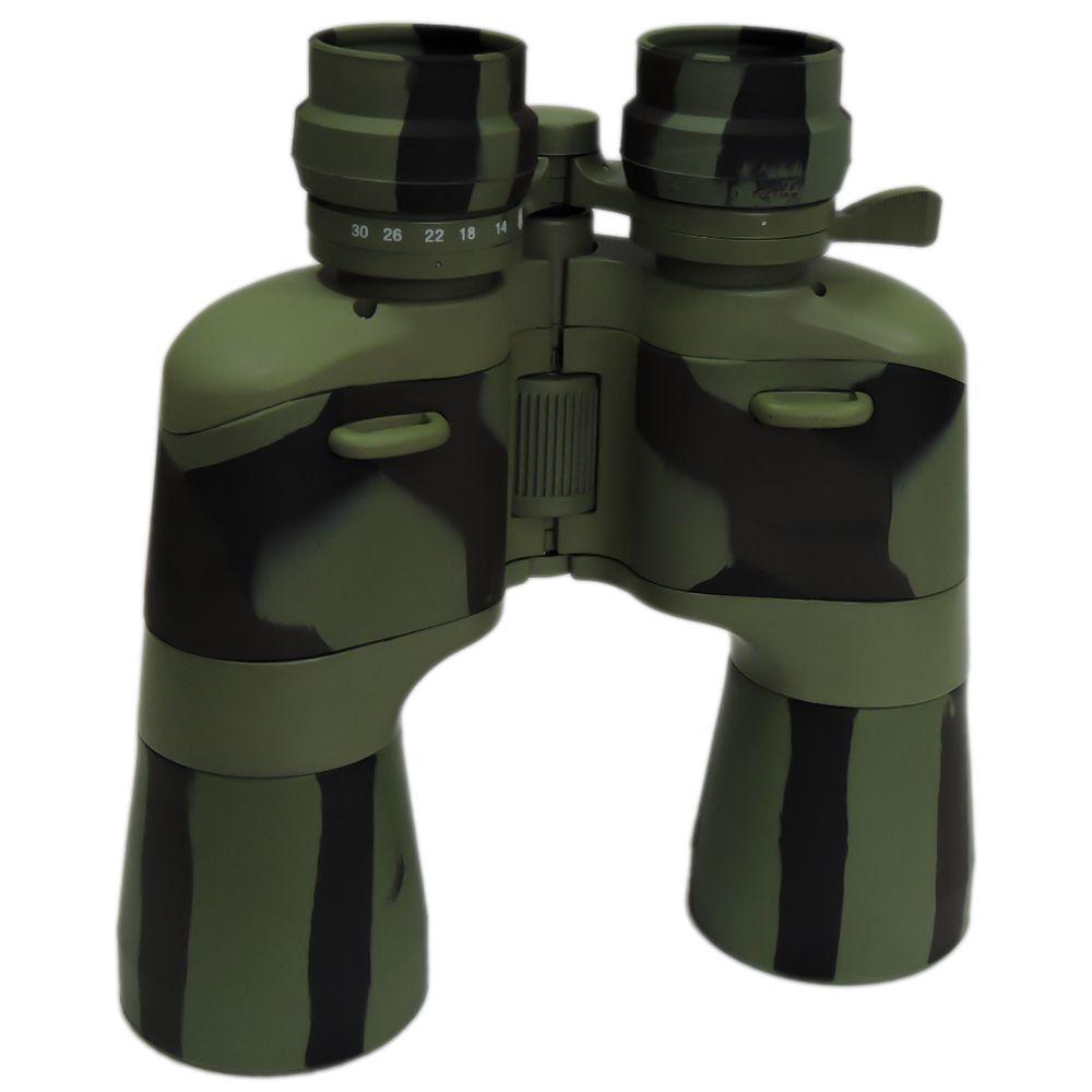 Binóculo Stein 10-30x50 PH Camo Panther Military