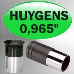 Ocular Huygens STD H 8mm (Padrão de encaixe de 0,965 Polegadas)