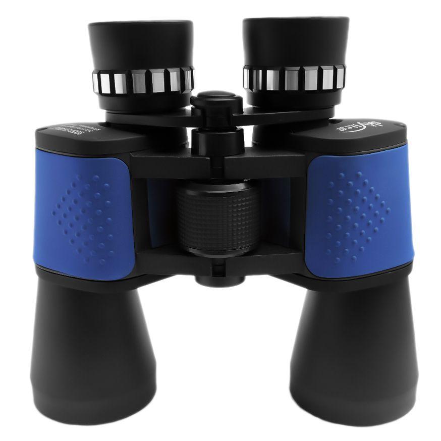 KIT Binóculo Skylife Waterproof 10x50 LW-WACT + Tripé Versus + Adaptador Bino