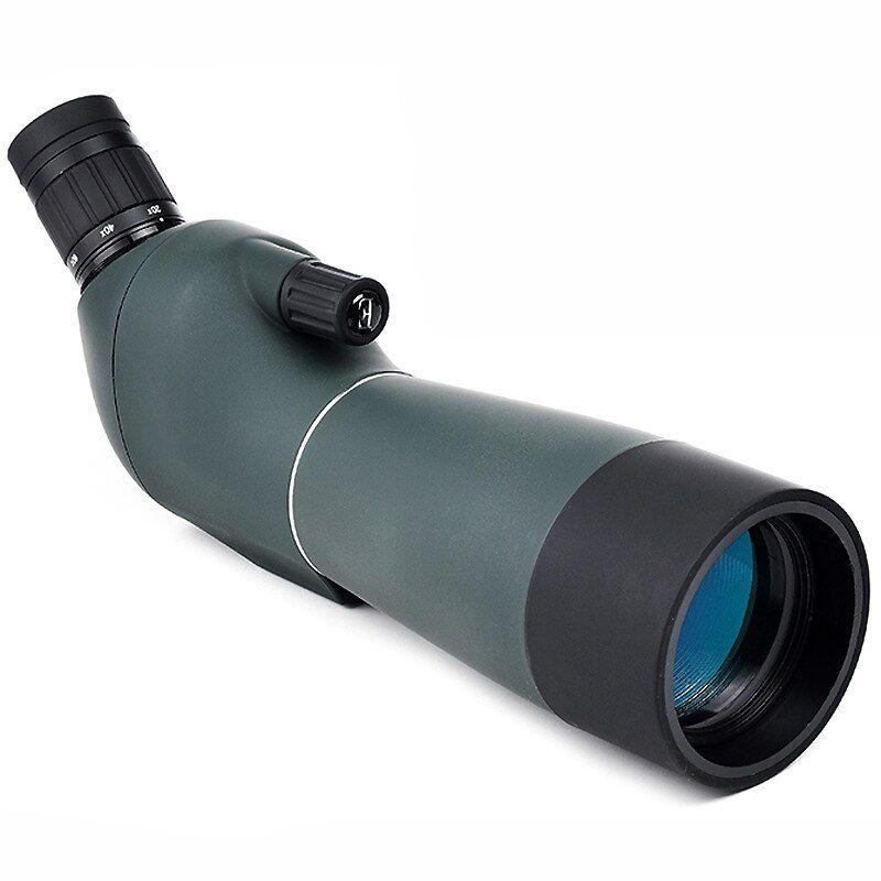 Luneta 60mm Skylife 20-60x60 WR Force XT C/ Tripé Versus (Premium)