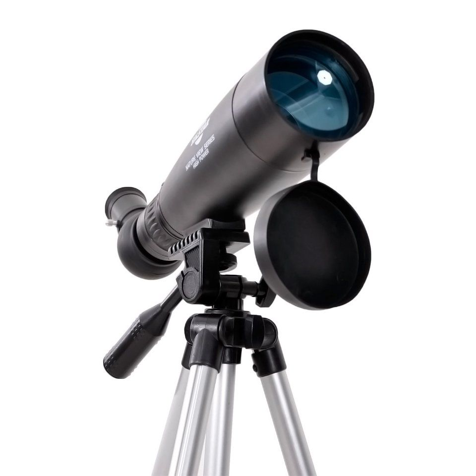 Luneta 70mm Silstar Nature View NV70 180X Black
