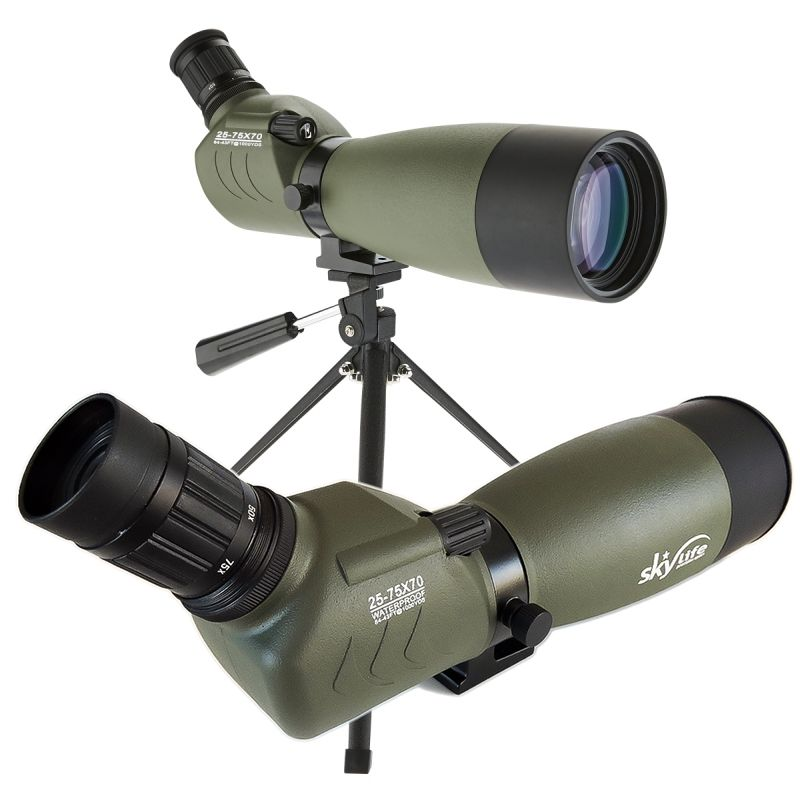 Luneta 70mm Skylife Tactical 25-75x70 Waterproof