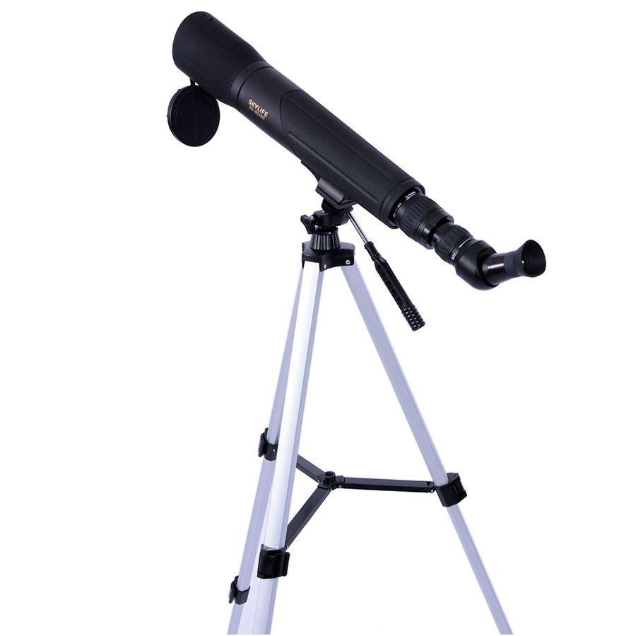 Luneta 60mm Skylife 20-80x60 ATX Ventana Pro Hunter com Tripé Alumínio