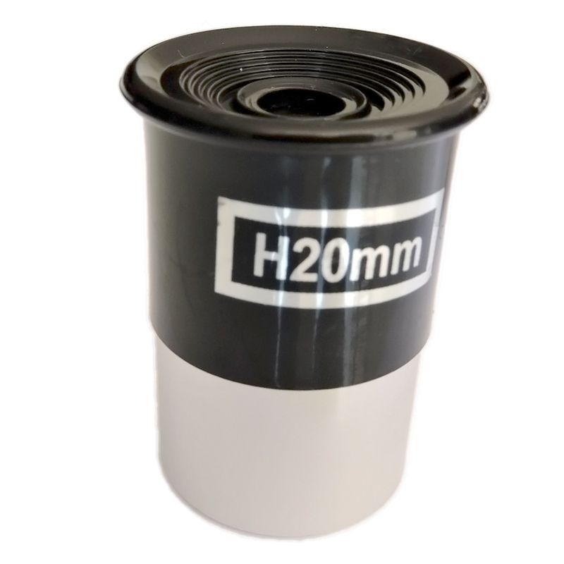 Ocular Huygens H 20mm (Padrão de encaixe de 1,25 Polegadas)