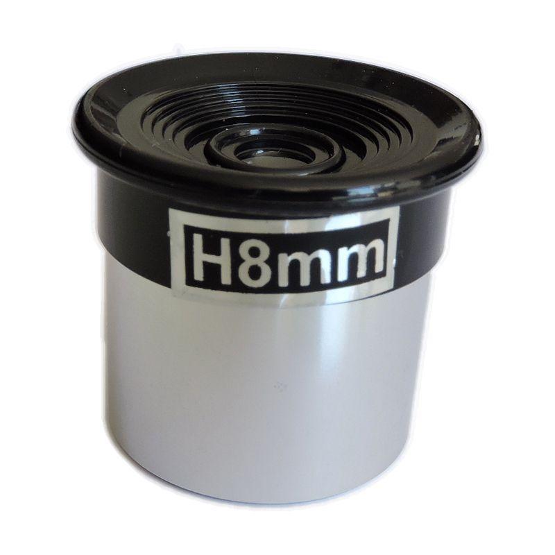 Ocular Huygens H  8mm (Padrão de encaixe de 1,25 Polegadas)