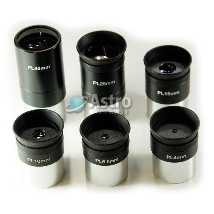 Ocular Super Plossl PL 12.5mm (Padrão de encaixe de 1,25 Polegadas)