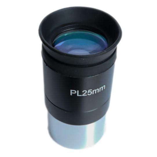 Ocular Super Plossl PL 25mm (Padrão de encaixe de 1,25 Polegadas)
