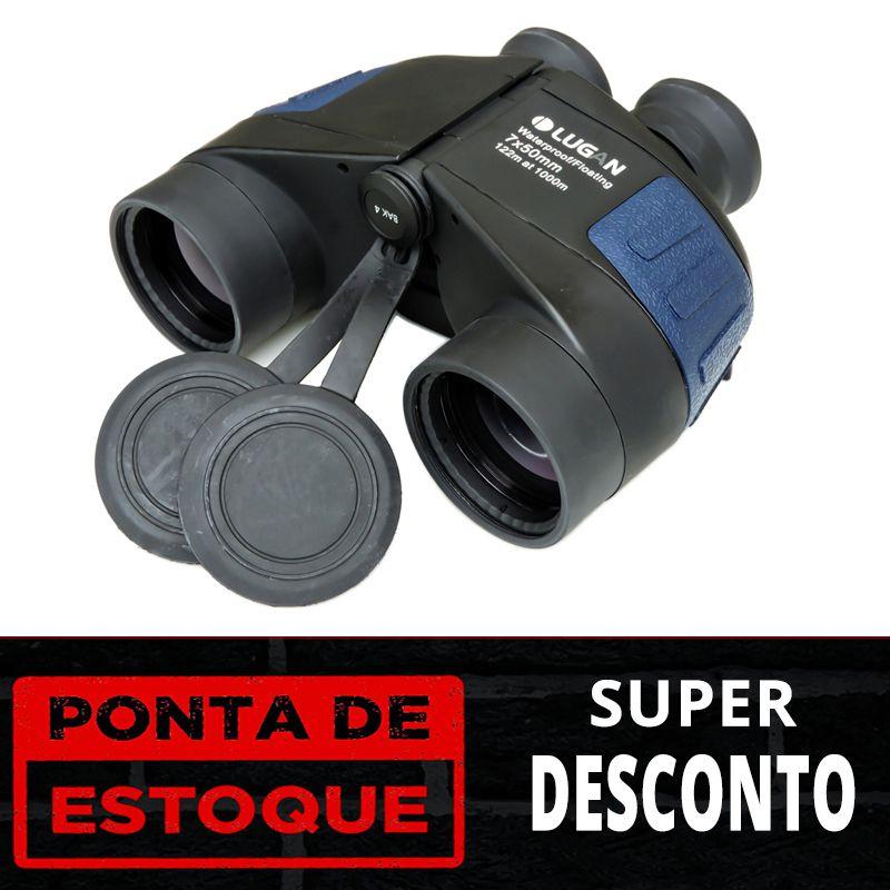 PONTA DE ESTOQUE - Binóculo Lugan 7x50 F750-1 Ocean Extreme Waterproof