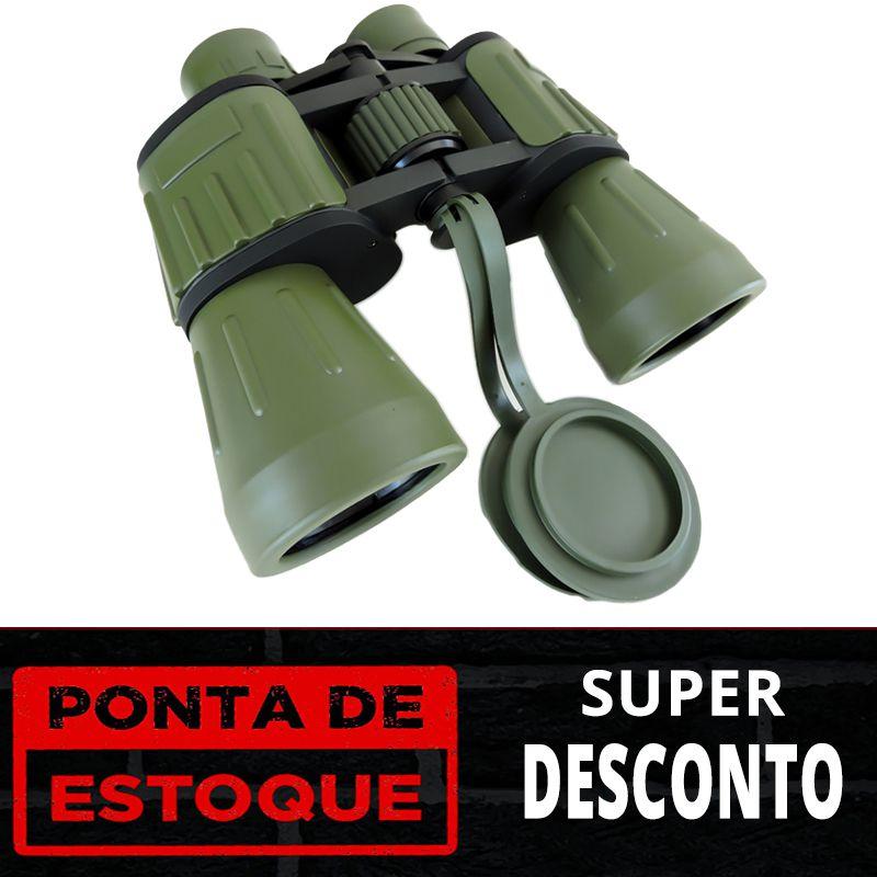 PONTA DE ESTOQUE - Binóculo Skylife 20x50 PP Viper Militar