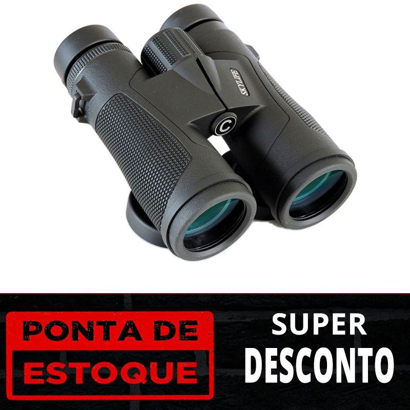PONTA DE ESTOQUE - Binóculo Skylife Victory 10x42 HQ Wide Angle