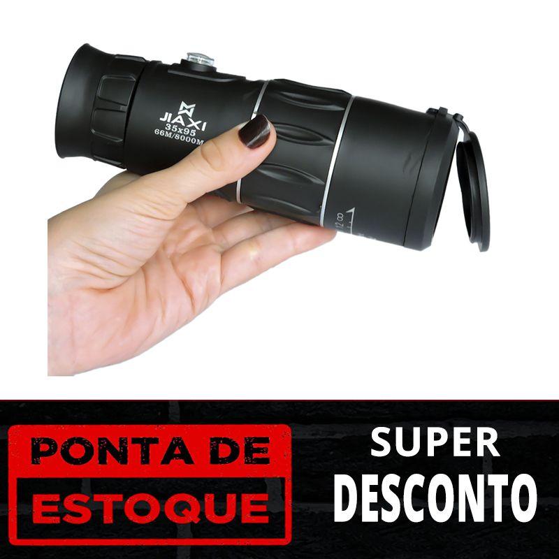 PONTA DE ESTOQUE: Monóculo 35x95 DCF JX Dupla Focalização