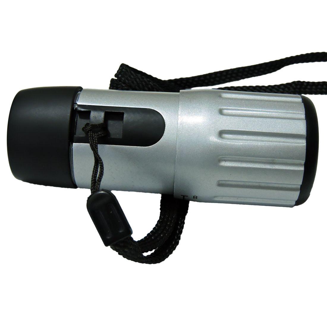 PONTA DE ESTOQUE -  Monóculo Black Bull 6x18 Ultra Compacto