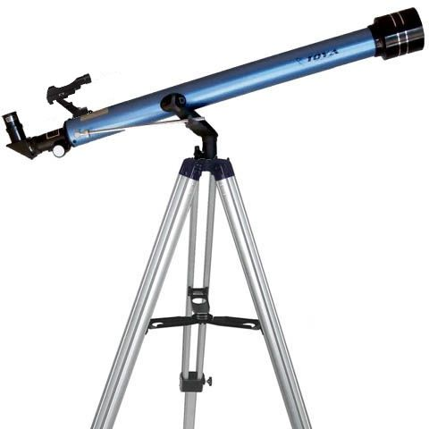 PONTA DE ESTOQUE: Telescópio Toya 60mm Galaxy Ultraoptec LRD900-60AZ2 + Red Dot