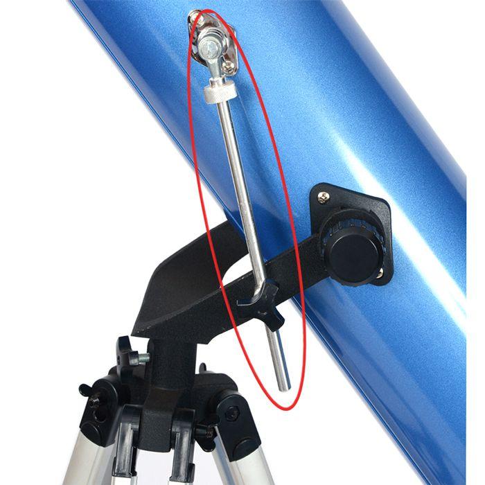 Suporte Declinador - Ascensor para Telescópios Azimutais