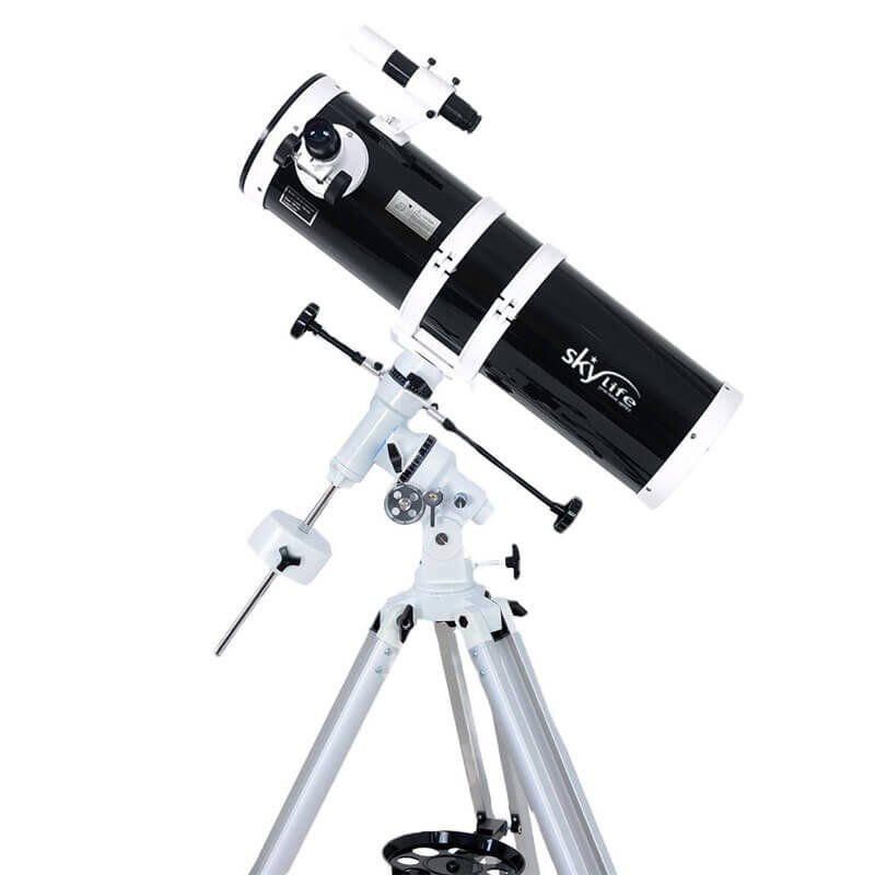 Telescópio 152mm (6 pol.) Refletor Newtoniano Skylife Antares 6 Black Diamond