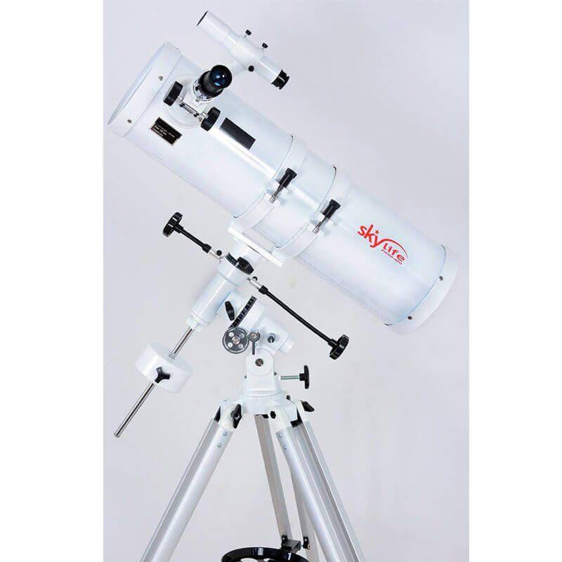 Telescópio Skylife 152mm Polar 6 Premium + Câmera Lunar (Super Oferta)