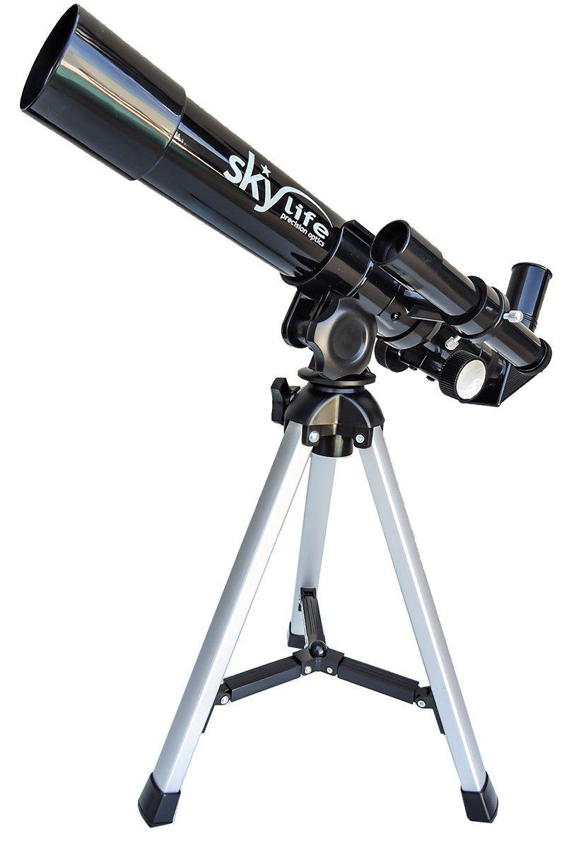 Telescópio 40mm Refrator Skylife Novice 32x