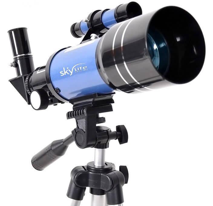 Telescópio Skylife 70mm Tycho Pro Alta Performance - Terrestre /Astro