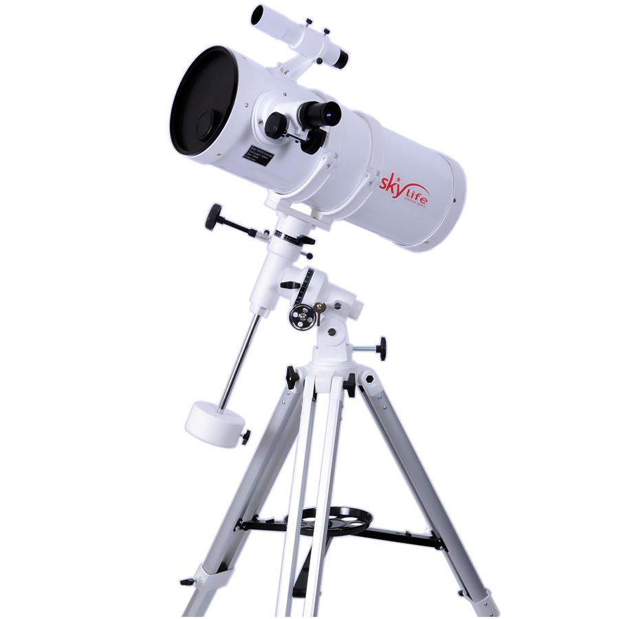 Telescópio Skylife 152mm Polar (6 Polegadas) Premium + Câmera Lunar (Super Oferta)