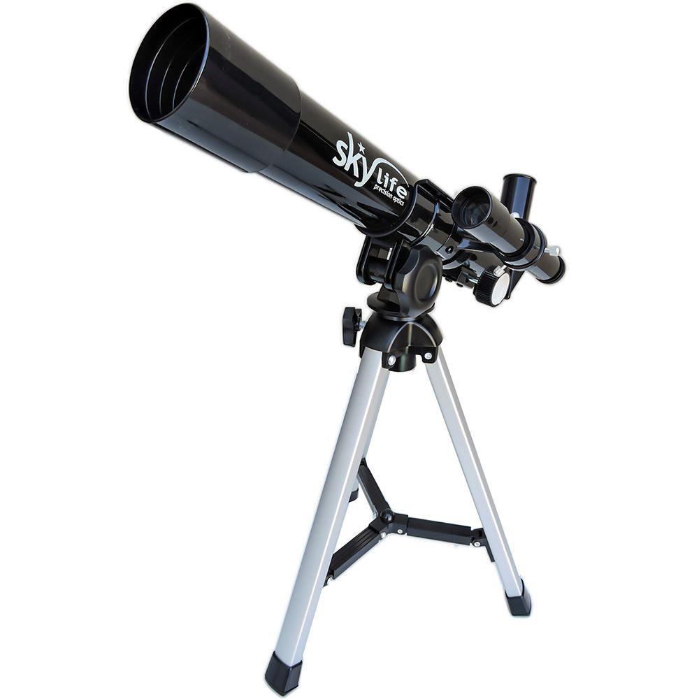 Telescópio Skylife 40mm Novice 32x Hi-Power Refrator