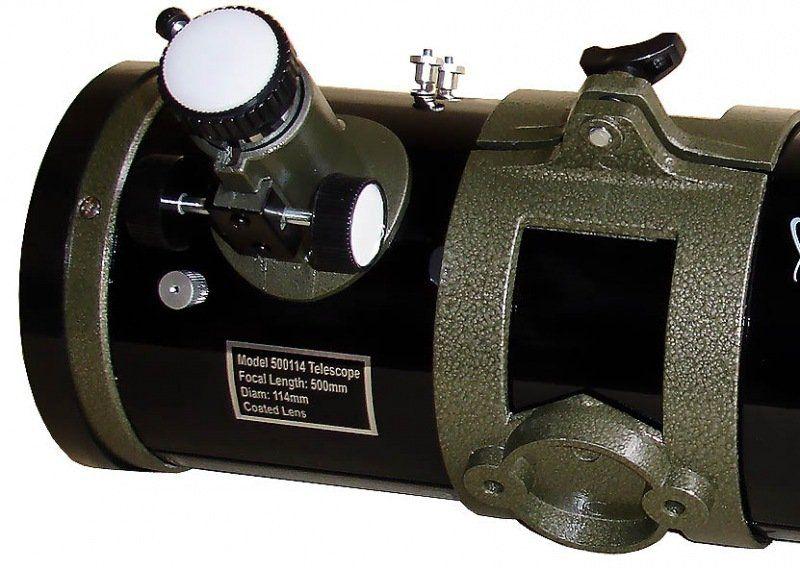 TUBO Telescópio OTA Espelho 114mm - Distância Focal 500mm TOYA