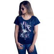 T-Shirt Ox Horns Azul Marinho - 6079