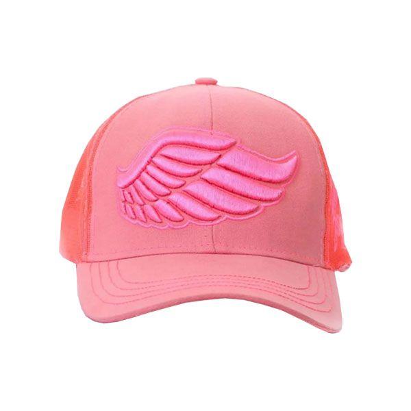 Boné Feminino Zenz Western Wing Pink Neon - ZW0319049