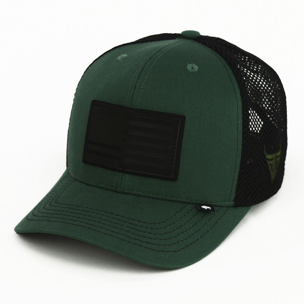 Boné Gringa's Western American Green - SNC018