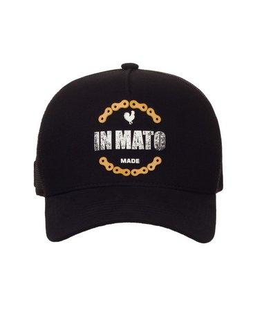 Boné Made In Mato Chain + 3 Brindes - B1872