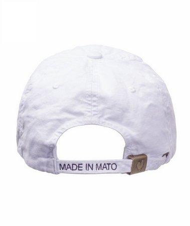 Boné Made In Mato Classic Branco + 3 Brindes - B1323