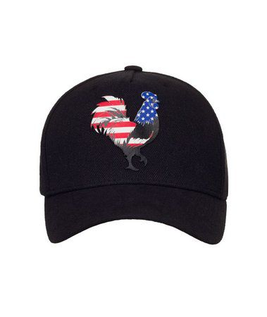 Boné Made In Mato Snapback American Rooster + 3 Brindes - B1767