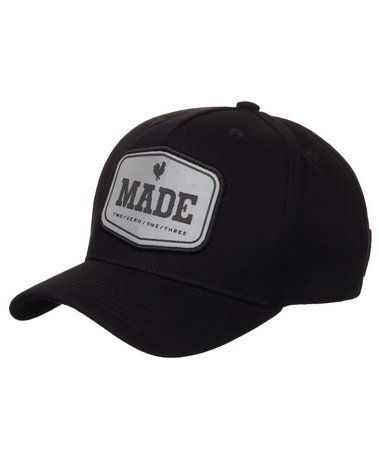 Boné Made In Mato Snapback Sport Reflective + 3 Brindes - B1750