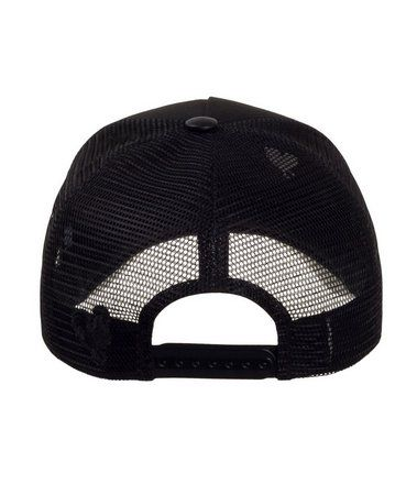 Boné Made In Mato Trucker Basic Black + 3 Brindes - B1454