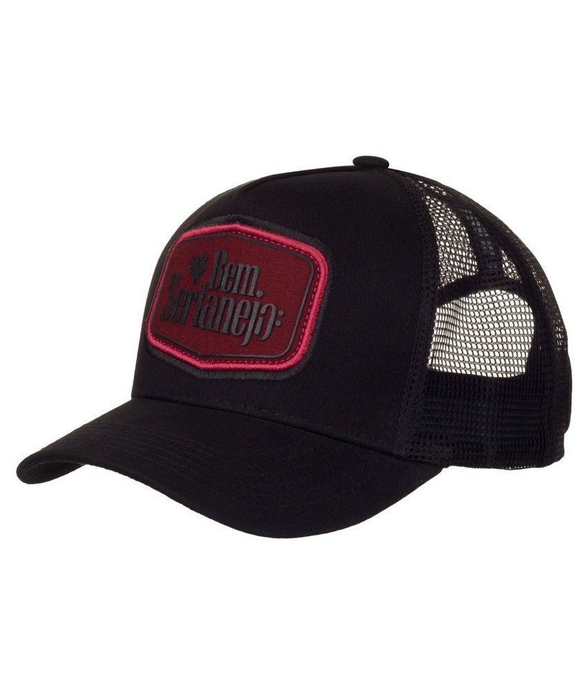 Boné Made In Mato Trucker Bem Sertanejo Old - B1742