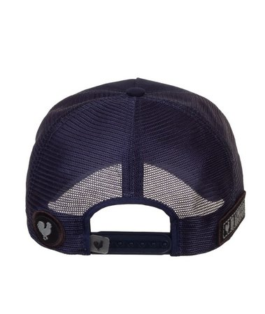 Boné Made In Mato Trucker EUA Blue  + 3 Brindes - B1898