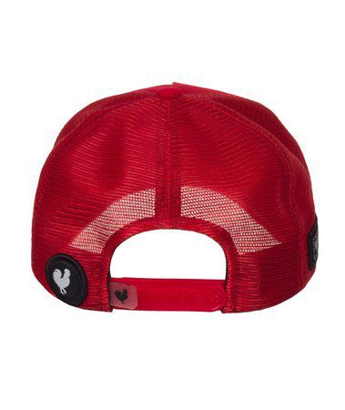 Boné Made In Mato Trucker Icon Red + 3 Brindes - B1807