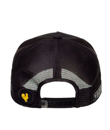 Boné Made In Mato Trucker Icon Yellow + 3 Brindes - B1833