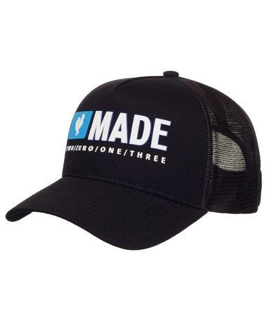Boné Made In Mato Trucker Made Icon + 3 Brindes - B1823