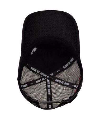 Boné Made In Mato Trucker Matelassê Premium Black + 3 Brindes - B1761