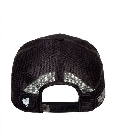 Boné Made In Mato Trucker MM Black In Black + 3 Brindes - B1875