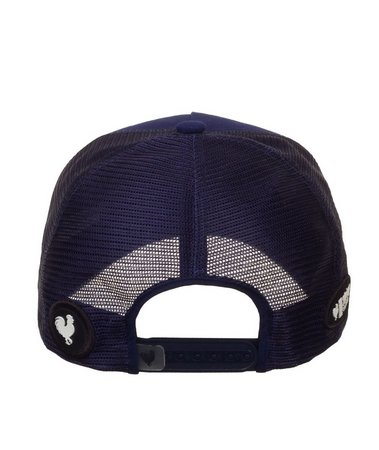 Boné Made In Mato Trucker New Blue Silver + 3 Brindes - B1869
